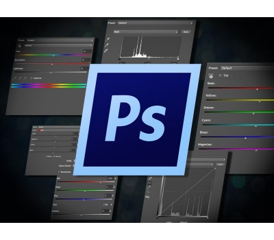 Курс Adobe Photoshop с нуля до профессионала
